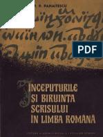 75454943-P-P-Panaitescu-Inceputurile-şi-biruinţa-scrisului-in-limba-romană