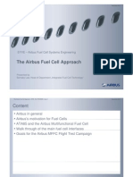 The Airbus Fuel Cell Approach