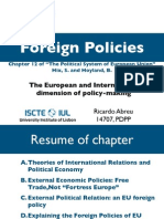 The Political System of European Union_Foreign Policies.pdf