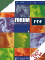 Forum - Méthode de francais 2