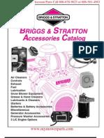 accesories catalog briggs