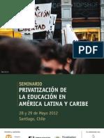 CLADE privatizacion