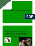 Biomimética diseño inspirado en la naturaleza
