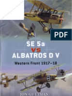 SE5a vs Albatros D V Western Front 1917-18 (Osprey Duel 20)