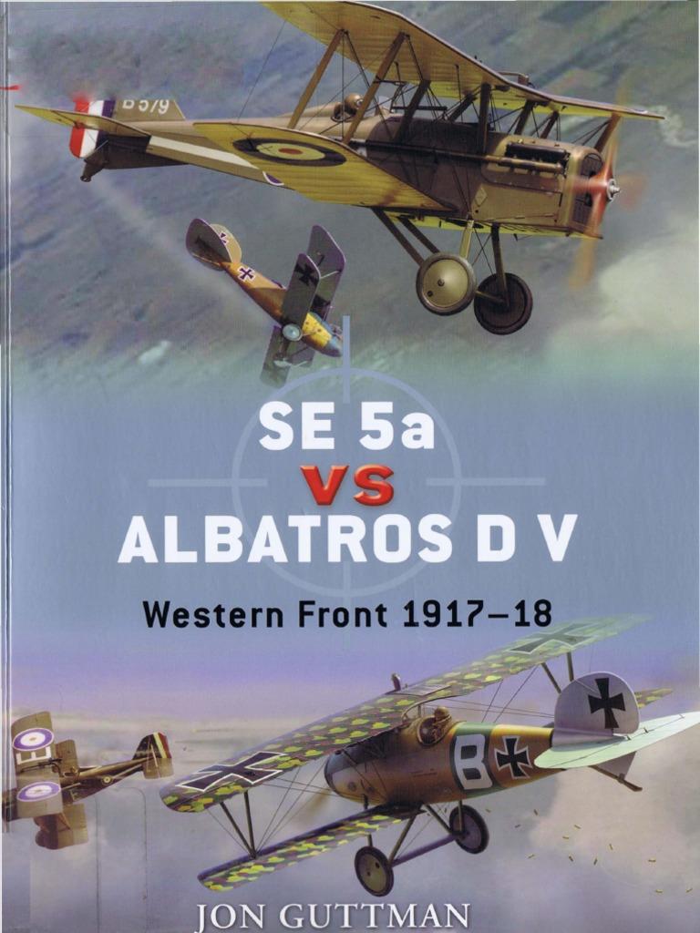 Wings of Glory Von Richthofen 1177 Albatros D.Va