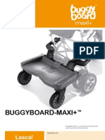Buggy Board Maxi+ Owner Manual German