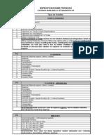 Tipos de Estudios Radiograficos
