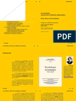 Latour - Lépinay '08 La economía, ciencia de los intereses apasionados
