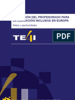 TE4I Synthesis Report ES