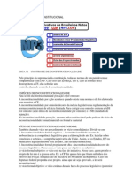 DICAS  DIREITO CONSTITUCIONALCRISTIANO