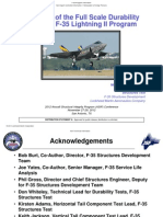 f-35 durability testing