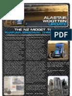 2013 New Zealand Midget Car Title