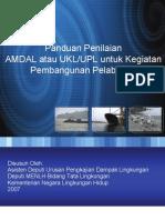 PANDUAN-Pembangunan Pelabuhan
