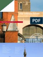 Johnson School Annual Report 2006-2007