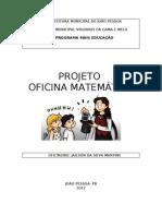 Projeto Mais Educacao 2012