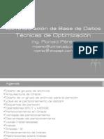 Particionamiento de Datos 21-01-2013