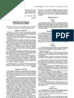 Despacho n 12567_2012 26 set universos e os critérios para a determinação dos percentis