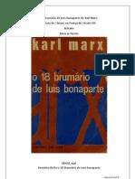 Karl Marx - O 18 Brumário de Luis Bonaparte - Rezenha