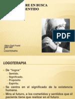 Viktor Frankl - Logoterapia