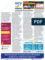 Pharmacy Daily for Tue 29 Jan 2013 - Queensland flood advice, CHC wants meaningful plan, Sleep study and much more...