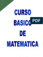 Programa de Curso Basico de Matematica