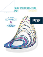 Elementary Differential Equations Sixth Edition Edwards and Penney