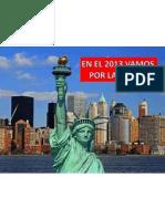 2013 VAMOS POR LA DE ORO.pptx