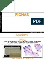 Ficha de Investigacion