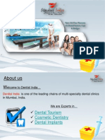 Dentist India - Cosmetic & General Dentistry