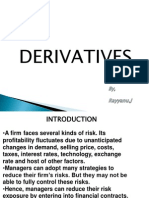 deratives