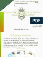 Calidad y Productos