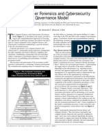 The Computer Forensics and Cybersecurity