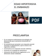 Enfermedad Hipertensiva Del Embarazo