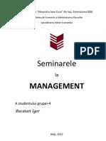 Seminare  Management