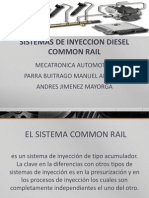 El Sistema Common Rail