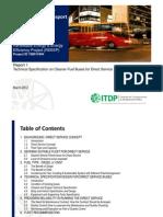 Reeep 1 - Fleet Specification Report