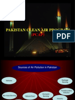 Air Quality in Pakistan