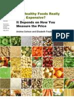 Health Food Study