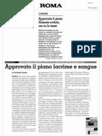 Rassegna Stampa 29.01.13