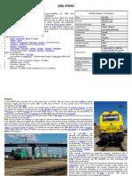 Modélisme ferroviaire à l'échelle HO. Fiche compos BB 75000 par Laurent Arqué