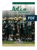 University of South Florida Strength & Conditioning Manual