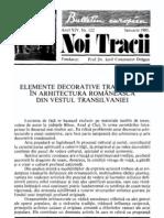 Revista Noi, Tracii