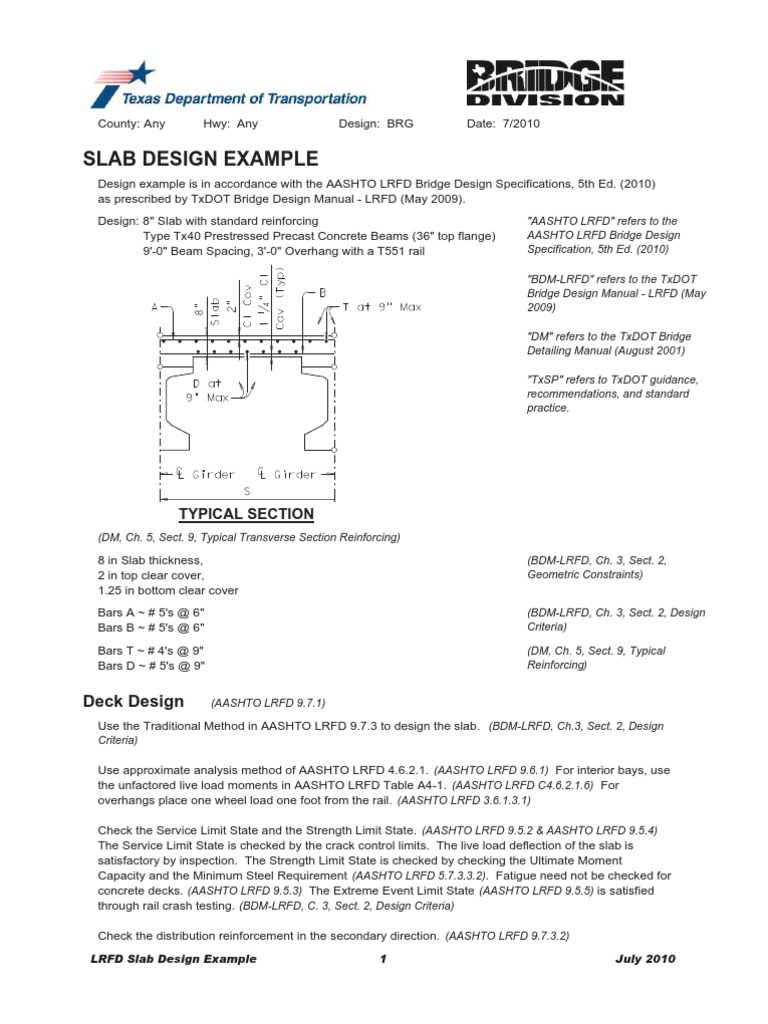 Slab Example   Beam (Structure)   Structural Load