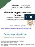 CO - Genre, Sexe Et Politique