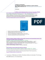Citation. Book. S.A.Ostroumov. Biological Effects of Surfactants. environmental toxicology, detergents, surface active substances. Austria, Germany, Netherlands, Belgium, Spain, Brazil, Indonesia, et al. http://ru.scribd.com/doc/122751766