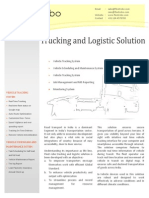 Trucking and Logistics Solution