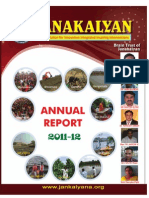 JANAKALYAN Annual Report 2012-13
