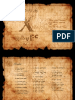 X Waves Character Bible