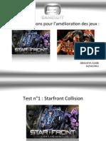 Recommandations Gameloft - Alain Abulafya