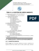 TEMA 10 Gestion Del Medio Ambiente 11 12 ITOP